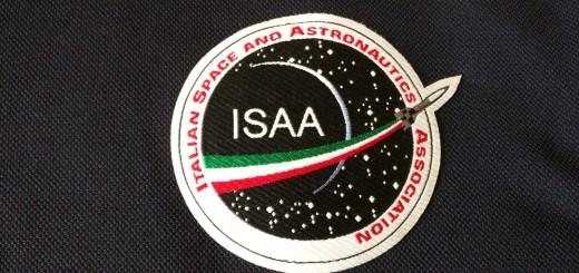 La patch dell'Associazione ISAA